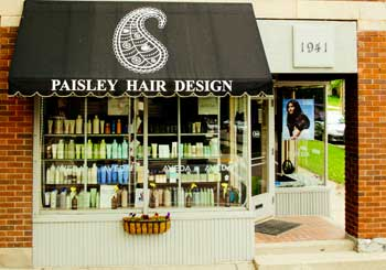 Paisley Hair Design